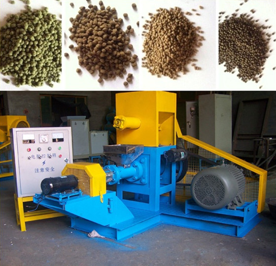 Fish Feed Processing Equipment in India