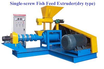 fish feed extruder design