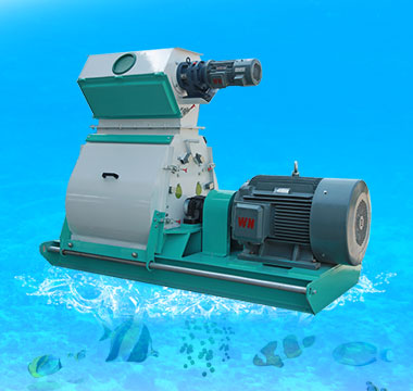 FISH FEED HAMMER MILL