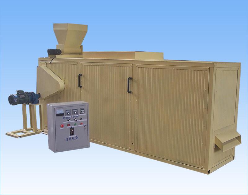 fish feed drying machine