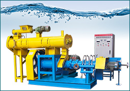 aquatic feed pellet machine