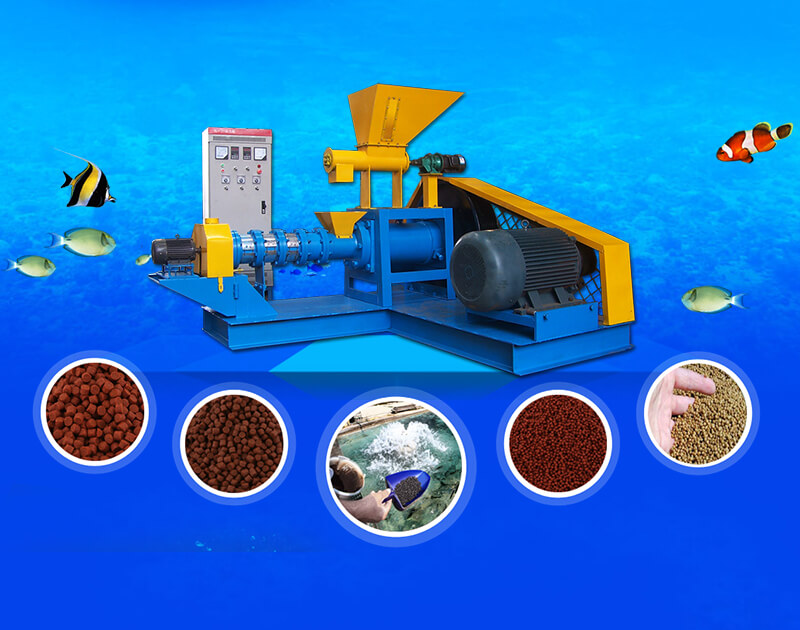 fish feed machine for sale
