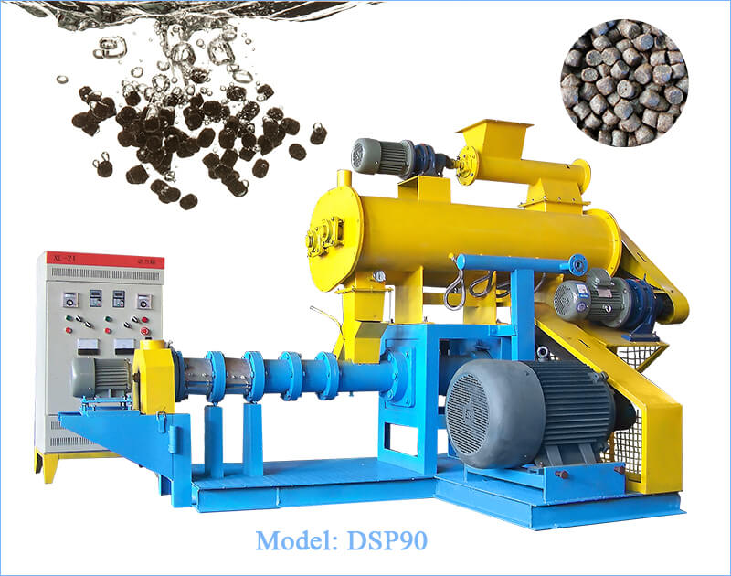 Catfish For Sale >> Wet Type Fish Pellet Extruder for Large Scale Pellet Production